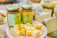Guava Jam and Marmalade with Cheese