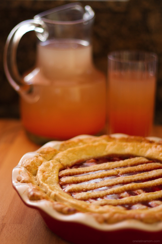 Cuban Guava Pie